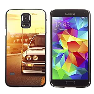 Impact Case Cover with Art Pattern Designs FOR Samsung Galaxy S5 E30 M3 Racing Car Betty shop