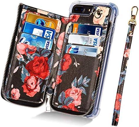 MISSCASE Premium Leather Pockets Pattern