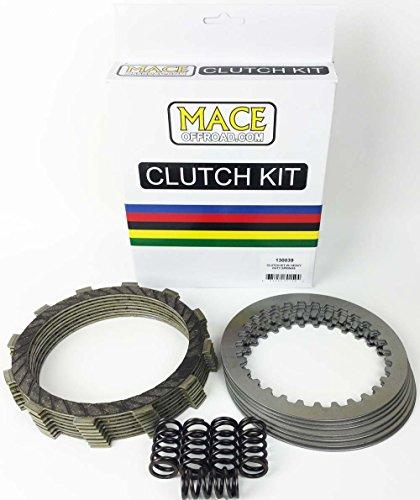 (Mace Clutch Kit With Heavy Duty Springs KAWASAKI KX250 1992-2007)