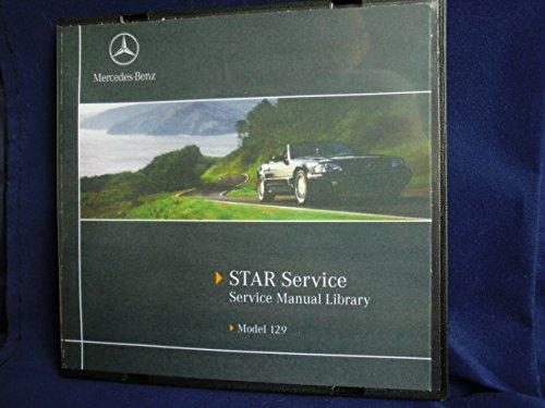 1997 Mercedes Benz SL500 500SL SL600 600SL R129 Factory Service Repair & Work Shop Manual