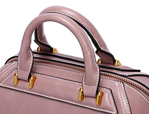 Nouveau à Printemps Black Diagonale Carré Portable Sacs Sac main à bandoulière Petit Shoulder Package Bag Womens Sac wdPqF8Adx