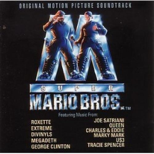 Super Mario Bros by Various