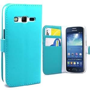 Accessory Master 5055716398250 - Funda para Samsung Galaxy Express 2 G3815, Azul