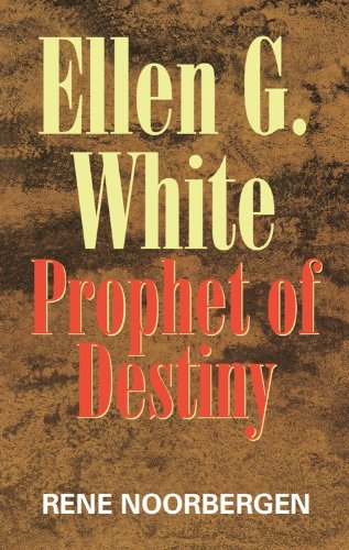 Amazon ellen g white prophet of destiny ebook rene ellen g white prophet of destiny by noorbergen rene fandeluxe Gallery