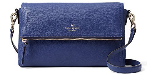Kate Spade Cobble Hill Marsala Leather Bag , Asilah Blue