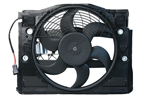 6 Auxiliary Fan Assembly - 1
