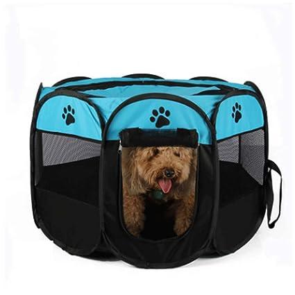 HAO SHOP Perrera, Cama para Mascotas, Cerca de Mascotas, fácil de Instalar (