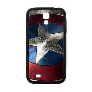 captain america's shield Phone Case for Samsung Galaxy S4 Case