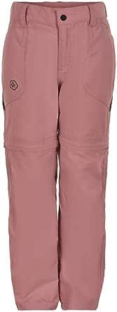 Color Kids Pants with Zip Off Pantalón de Vestir Unisex niños