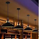 Lampada-a-Sospensione-da-Vintage-Industriale-E27-Plafoniera-Retro-pendente-in-Metallo-nero-Type-B