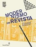 capa de Modernismo Em Revista