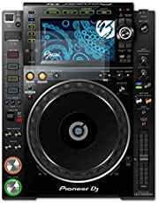 Bruni Screen Protector Compatible with Pioneer CDJ-2000NXS2 Protector Film, Crystal Clear Protective Film (2X)