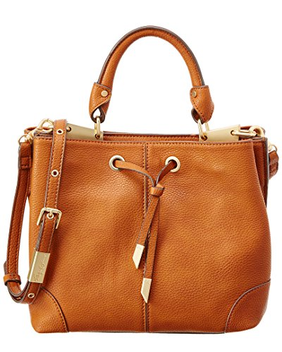 Foley + Corinna Devon Satchel, Cognac