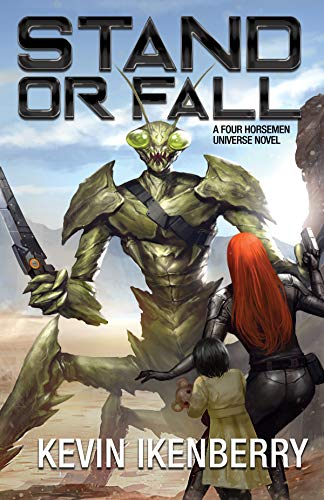 Stand or Fall (The Omega War Book 4)