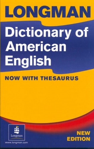Longman Dictionary of American English, 3rd Edition