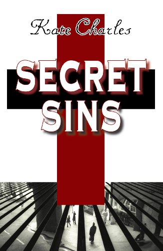 Secret Sins: A Callie Anson Mystery (Callie Anson Series Book 2)