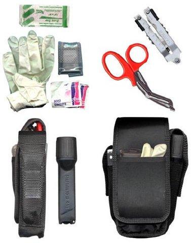 Ripoffs CO-175 EMT 9-Pocket Combo Light and Tool Holder