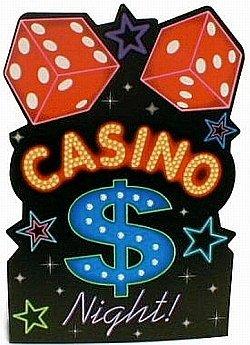 Casino Night Invitations ()