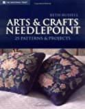 Art and Craft Needlepoint, Beth Russell, 1905400802