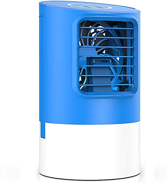 LAHappy Air Mini Cooler Aire Acondicionado Portátil, Enfriador USB ...