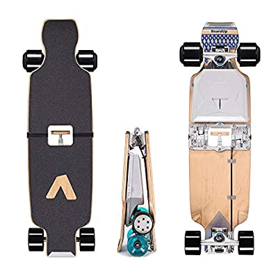 BOARDUP Bolt: The Portable Electric Skateboard Longboard for Commute and Travel : Sports & Outdoors
