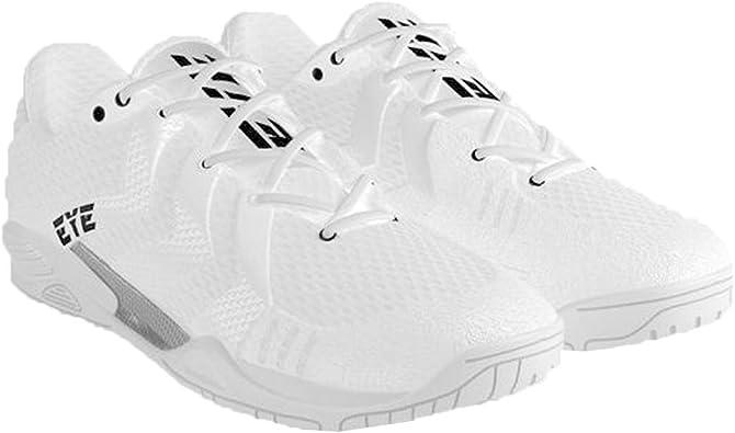 Zapatillas de Squash Eye S-Line Blanco Nieve - Talla 39: Amazon.es: Zapatos y complementos