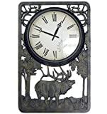 Elk Outdoor Clock