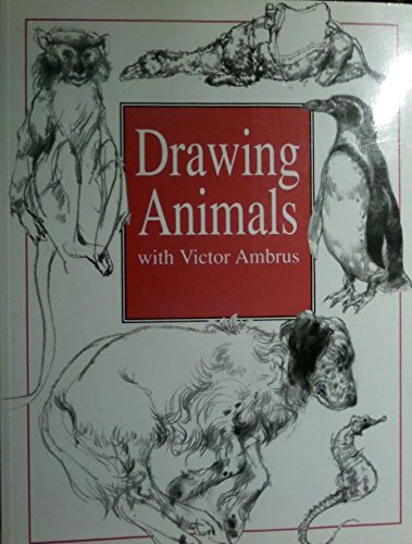 Drawing Animals With Victor Ambrus