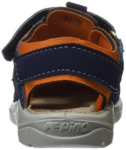 Nautic Ricosta Fermé Garçon Blue Sky Bout 345 Sandales Jeans Gery Papaya fIArf8
