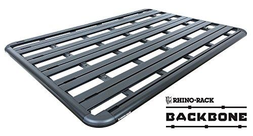 72in Bar Flat - Rhino Rack Flat Pack Pioneer Platform Rack for 4 Door Jeep Jk, 72