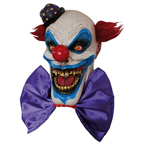 Scary Chompo the Clown Costume Mask - ST