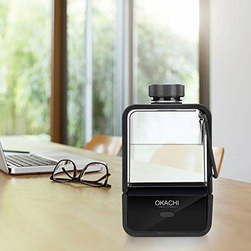 OKACHI GLIYA Portable Healthy Hydrogen Rich Water Bottle Detachable Ionizer Maker Generator Anti-aging Rechargeable Water Filter Purifier Keep Body Hydrated by okachi gliya (Image #7)