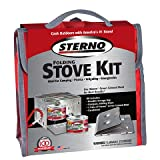 Sterno 70194 Inferno Camping Stove with Fuel - Pack of 6