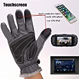Cold Weather Tonchcreen Gloves, Outdoor Windproof