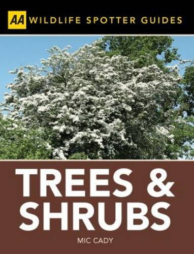 Trees & Shrubs (AA Spotter Guides) ebook