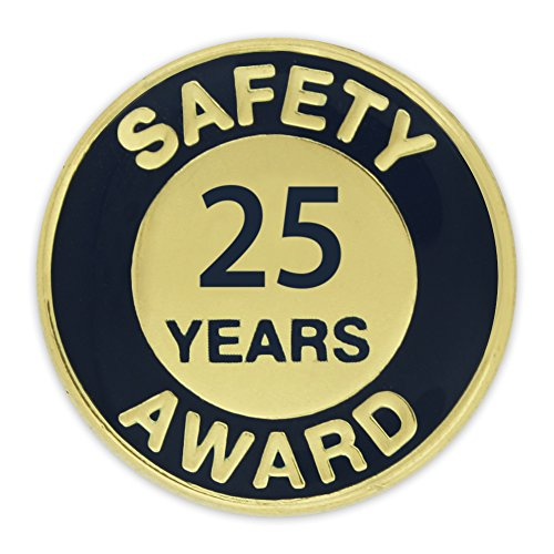 25 years of service pin - 7