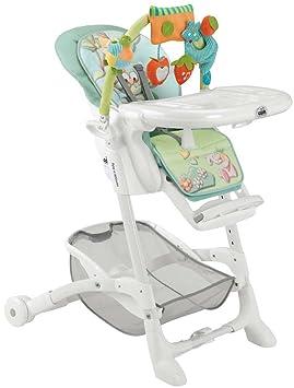 Cam Il Mondo del Bambino S2400/225 - Trona Istante, verde: Amazon.es: Bebé