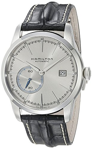 HAMILTON watches RailRoad Small Second H40515781 Men's [regular imported goods]