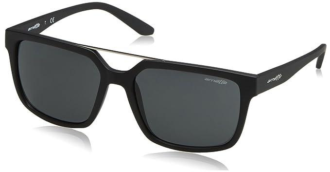 Arnette 0AN4231 01/87 57, Gafas de Sol Unisex-Adulto, Negro (