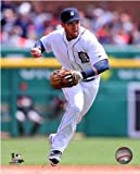"Andrew Romine Detroit Tigers 2014 MLB Action Photo (Size: 8"" x 10"")"