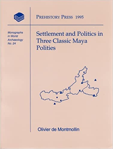 Settlement and Politics in Three Classic Maya Polities (Monographs in World Archaeology)