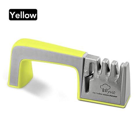Amazon.com: Afilador de cuchillos de cocina, herramienta de ...