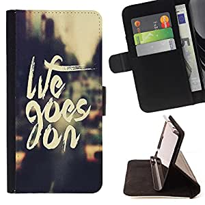 Super Marley Shop - Leather Foilo Wallet Cover Case with Magnetic Closure FOR LG G3 LG-F400 D802 D855 D857 D858 - We goen on
