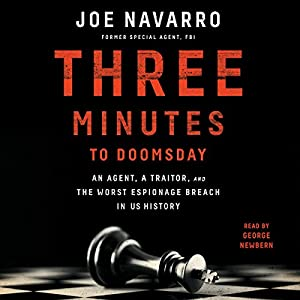 Three Minutes to Doomsday Audiobook