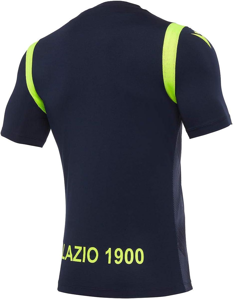 SS Lazio Maglia Allenamento Blu 2020-21 Sport e tempo libero ...