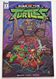 NYCC 2018 Convention Exclusive RISE OF TEENAGE MUTANT NINJA TURTLES # 1 SIGNED by Andy Suriano, Ant Ward, Omar Miller, Josh Brener, Brandon Mychal Smith, Kat Graham, Rob Paulsen and Maurice LaMarche