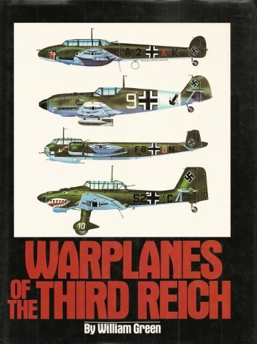 - Warplanes of the Third Reich