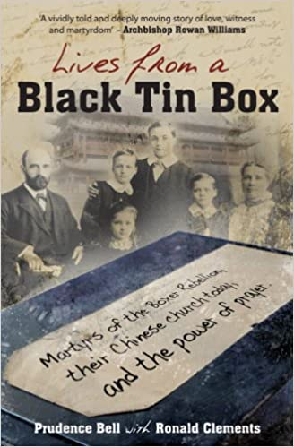 Book Lives from a Black Tin Box