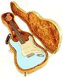Douglas EGC-450 ST Tweed Gold Guitar Case for Fender Stratocaster Telecaster and Similar Models