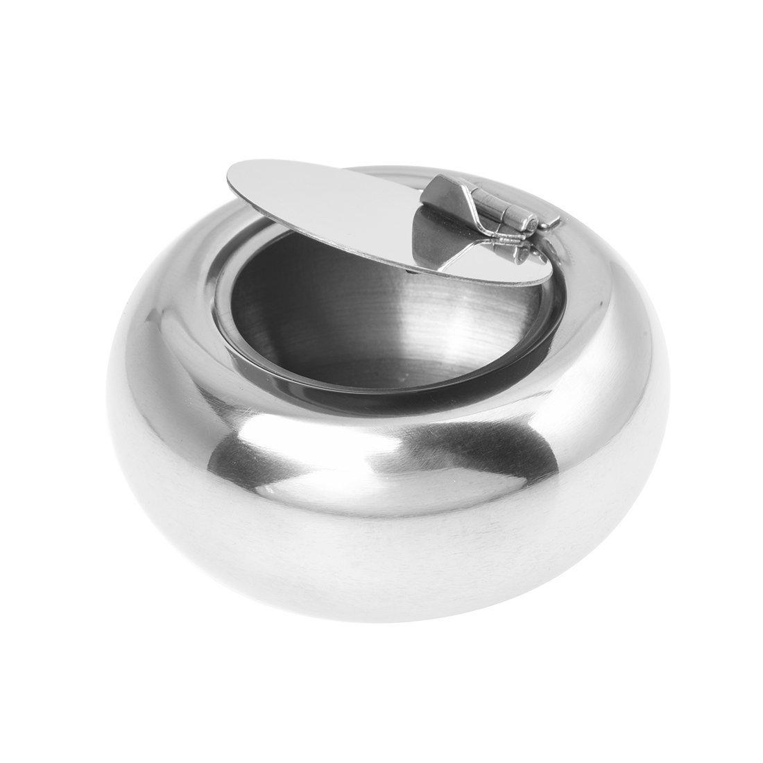 TOOGOO(R) Posacenere Forma Tamburo Decorazione Nuovo SPAGT45658